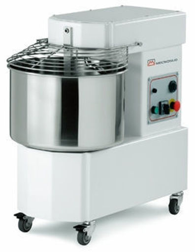 Picture of Spiral Mixer, model IM, with fixed bowl  - 33LT, +/- 25Kg dough