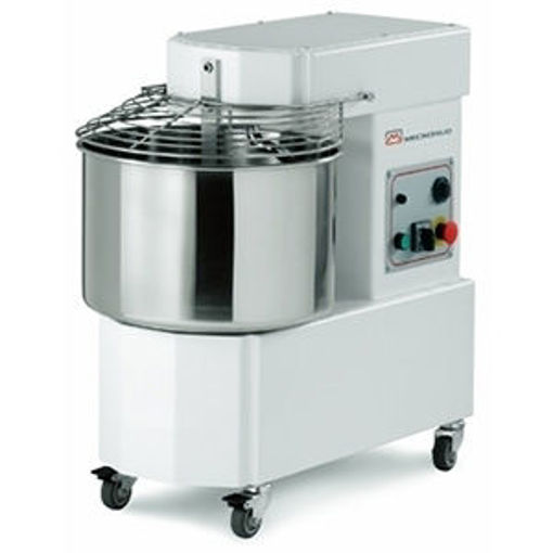 Picture of Spiral Mixer, model IM, with fixed bowl - 18Kg threephase
