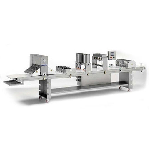 Picture of Automatic line of puffs pastry and salted