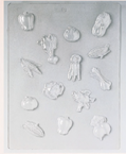 Picture of Mixed Polyethylene Mould. REF. MC 90-13324