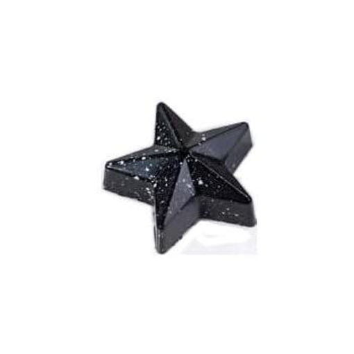 Imagem de Molde policarbonato estrela  ref. MA1984