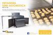 Imagem de Fritadeira Semi-Automática c/ sist. viragem - Mod. FP-36K C/Estufa