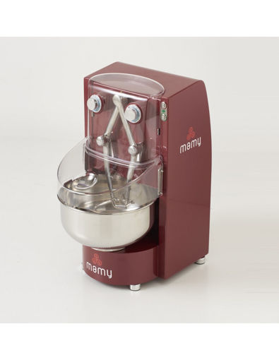 Picture of Mixer with tufted arm T7 by Mamy with fixed bowl - 10LT, +/- 7Kg dough
